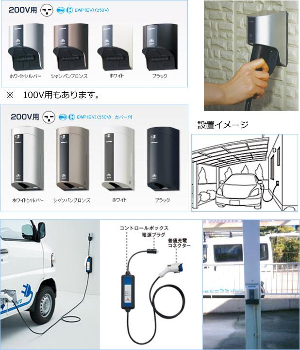 充電 スタンド ev